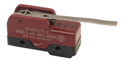 Unimax Lever Snap Switch, SPDT