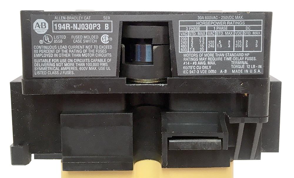 Power Tap Switches - Surplus Sales of Nebraska