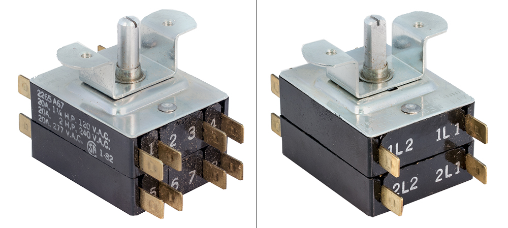Miscellaneous Rotary Switches