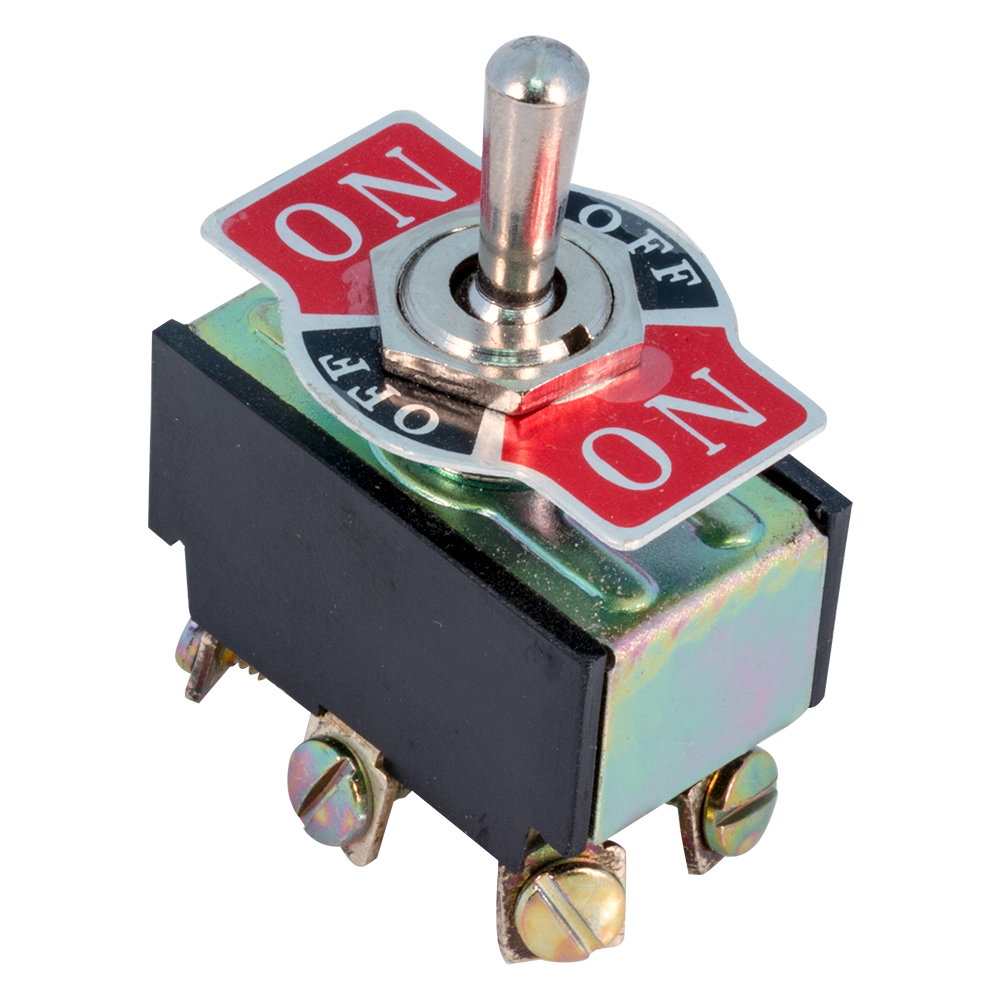 Toggle Switches Switch Wiring Dpdt Circuit More 6 Amp 125v Ac Enlarge Image