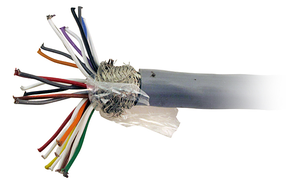 Multi Conductor Shielded Cables